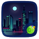 City Scape GO Keyboard Theme by Theme2016
