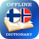Finnish-Norwegian Dictionary by AllDict