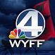 Hurricane Tracker WYFF 4 by HTVMA Solutions, Inc.