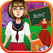 High School Days Dress Up Game by Social Ink Studio