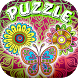Mandalas Puzzles Slide by Pink Tufts