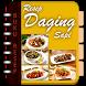 Resep Olahan Daging Sapi by Adzenze