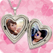 Love Locket Photo Frame by Photo Editor Solution