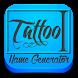 Tattoo Name Design & Generator by Fernando Sachetti
