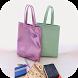 DIY Tote Bags by Jann Alexander