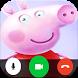 Pepa Pig prank video call by Polydexa