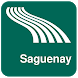 Saguenay Map offline by iniCall.com