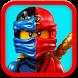 Ninja Samurai Puzzles by The Games Development