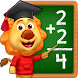 Math Kids - Add, Subtract, Count, and Learn by RV AppStudios