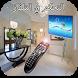التحكم في التلفاز عن بعد Prank by Wanish Apps