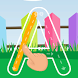 Alphabet Board Baby Game by KPGames