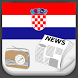 Croatia Radio and Newspaper by Greatest Andro Apps