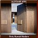 Pintu Rumah Modern by alditahir apps