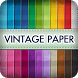 Vintage Paper Wallpapers by Memory Lane