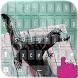 Water Crocodile Keyboard Theme