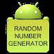 Random Number Generator by ObjectBeam.com