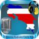 Emisoras Radiales Costa Rica. by Raul Berrio