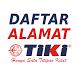 Alamat TIKI Titipan Kilat by Infotech Developer