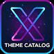 Theme Catalog X (Xperia Theme) by Theme Catalog X