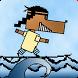 Surfer Dog by David Trigo