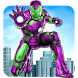 Iron Superhero flying Robot - City Rescue Mission by Echno Gaming Master