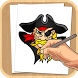 How To Draw Pirates by Gemaxx