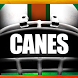 Canes Football by McClatchy