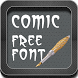 Comic Fonts Free by Fonts Free For Android Device