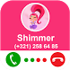 Call From Shimmer Princess - Girls Games by Call Apps Studio