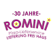 Romini Pizza Lieferservice by Orionid Software Solutions