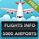 Flight Information Global by FlightInfoApps.com