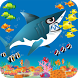 Shark Journey by icecreamstudio