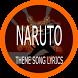 Theme Songs Lyric of Naruto by JnK Lyrics