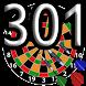 Darts 301 Scoring