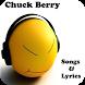 Chuck Berry Songs & Lyrics by andoappsLTD