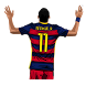 Neymar Widget by PowerApp Studios