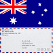 AUSTRALIA POSTAL CODE by rainbow works