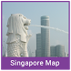 Singapore Map by Navigale