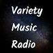 Variety Music Radio by MusicRadioApp
