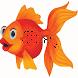 puzzle cute golden fish by Manggastudio