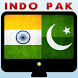 Indo Pak TV Live Channel Info by APP GAMY
