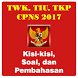TKD CPNS 2017