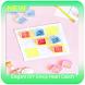 Elegant DIY Emoji Heart Clutch by Creative Brother