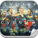PSG Keyboard Fans by Gothemes Keyboard