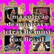 Uma coleção de músicas e letras de músicas Brasil by Mafia Developers JOKAM