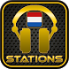 Nederland Radio Stations by Papindev