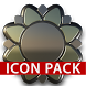 VENTURE HD Icon Pack by wearable tapani