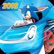 3D Sonic Chibi Race 2018 - Car Racing Game & Kart