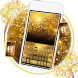 Gold 2018 New Year Keyboard Theme by Fashion theme for Android-2018 keyboard