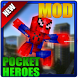 Mod Pocket Heroes for MCPE
